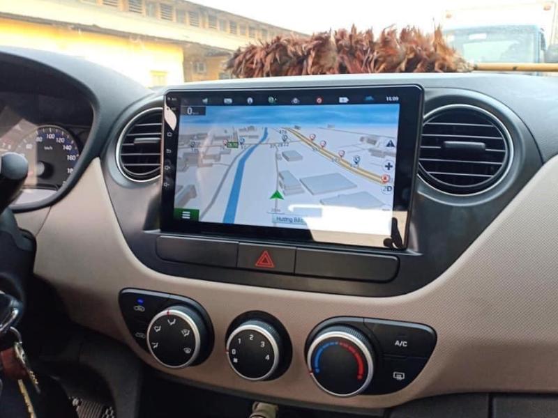 mặt dưỡng màn hình android ô tô