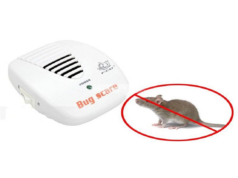 Máy siêu âm đuổi chuột cao cấp Bug Scare