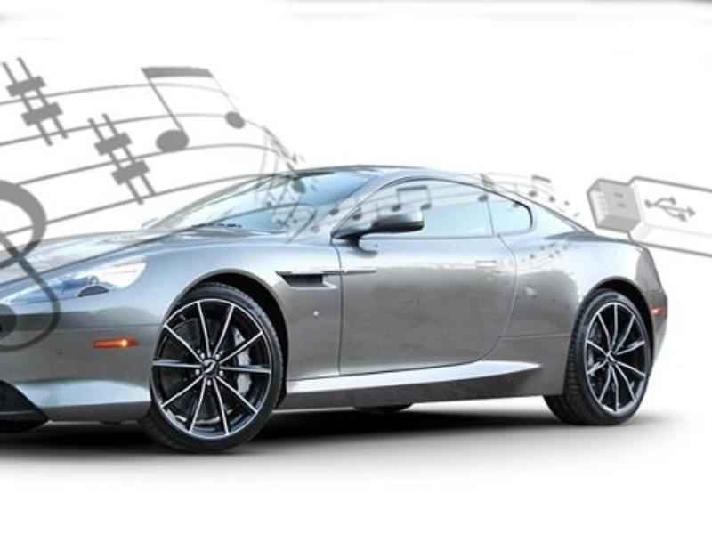 USB nghe nhạc mang lại nhiều tiện ích giải trí cho lái xe