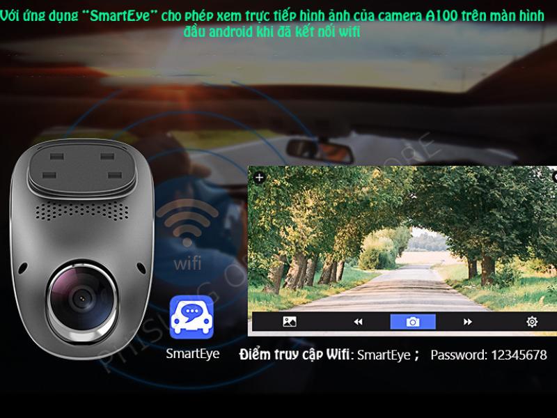 Camera hành trình- Thiết bị hỗ trợ lái xe an toàn