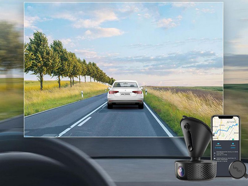 Camera hành trình xe tải cung cấp hình ảnh rõ nét chân thực nhất