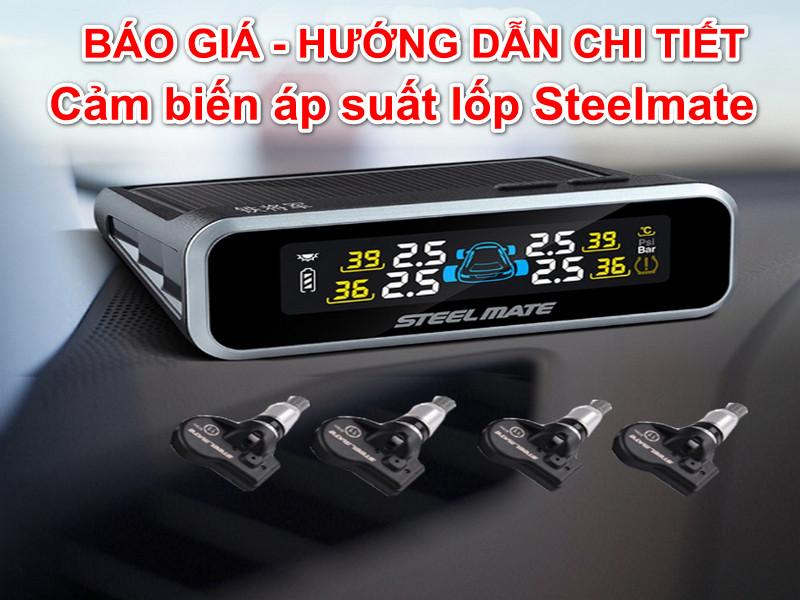 """Cảm biến áp suất lốp là """"thước đo sức khỏe"""" của lốp xe"""