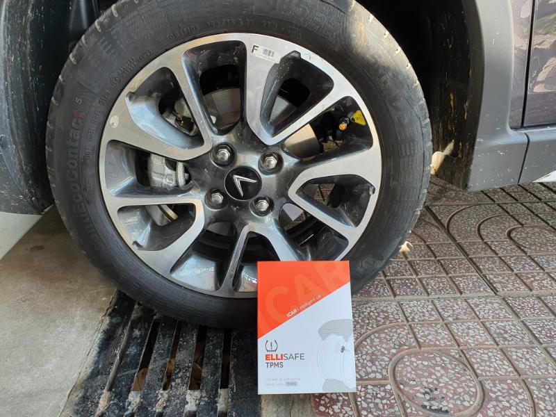 cảm biến áp suất lốp xe Fadil