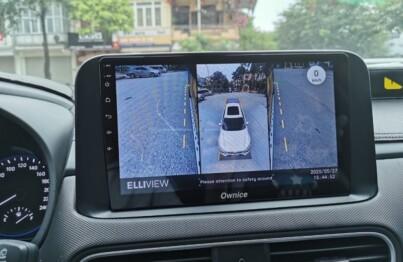 Camera ô tô 360 Elliview V4 độ chống điểm mù vượt trội dành cho mọi dòng xe
