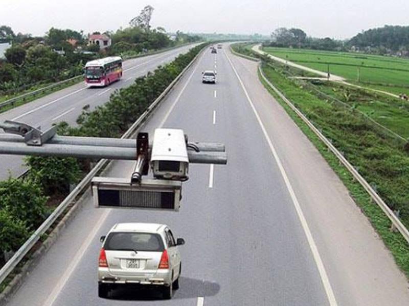 Hệ thống camera giám sát giúp đảm bảo trật tự an ninh cho các tuyến đường tại Nghệ An