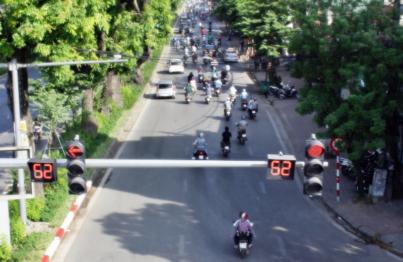 Các điểm bắn tốc độ tại Nghệ An