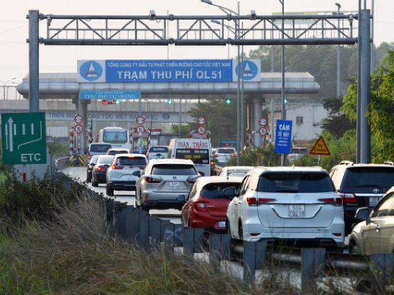 Diểm bắn tốc độ quốc lộ 51- Tình trạng giao thông trên tuyến quốc lộ 51