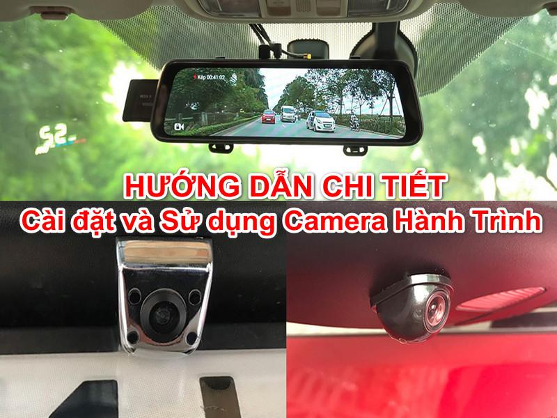 Camera hành trình sản phẩm được nhiều lái xe yêu thích