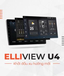 Màn hình android Elliview U4