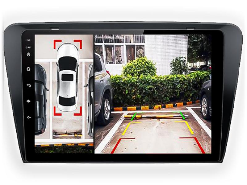 Khả năng hỗ trợ dừng đỗ xe an toàn