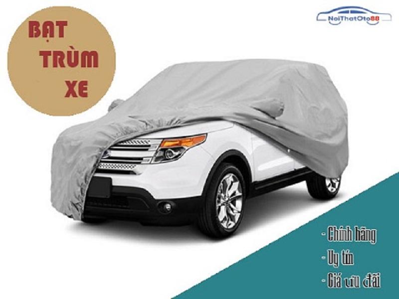 Bạt phủ ô tô giúp bảo vệ xe khỏi những tác nhân xấu