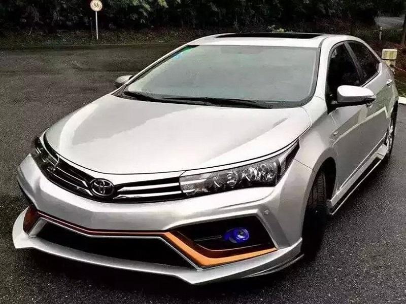 Trang bị thêm phụ kiện để nâng cao nét đẹp cho ô tô