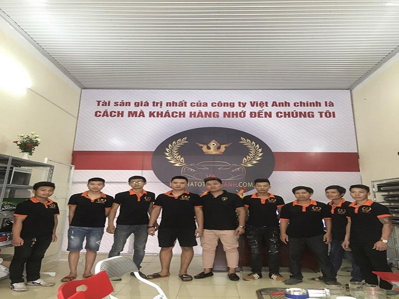Nội thất ô tô Việt Anh - địa chỉ cung cấp phụ kiện dành cho ô tô tốt nhất Việt Nam
