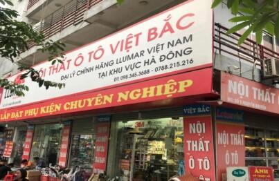 Nội thất ô tô Việt Bắc tại Hà Nội