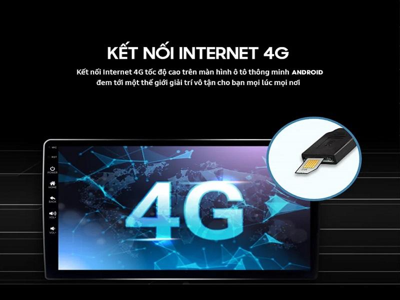 Khả năng kết nối internet 4G của camera 360 Elliview S3