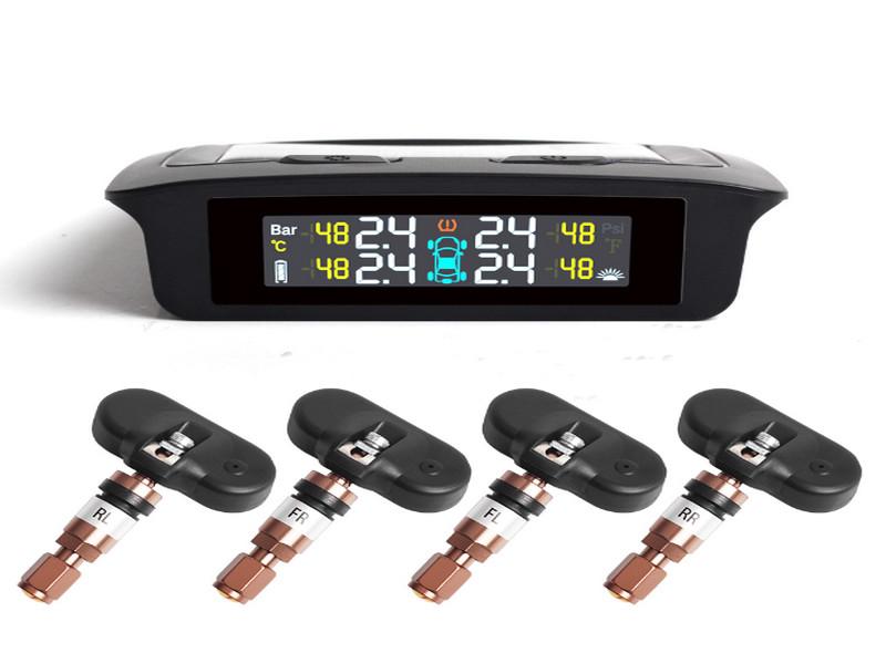 Cấu tạo bộ cảm ứng áp suất lốp