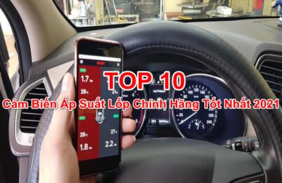 Cảm Biến Áp Suất Lốp giúp lái xe an toàn