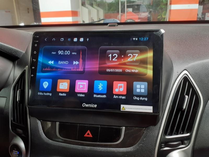màn hình dvd android ô tô