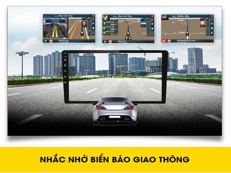 Khả năng thông minh giúp nhắc nhở người lái về biển báo giao thông