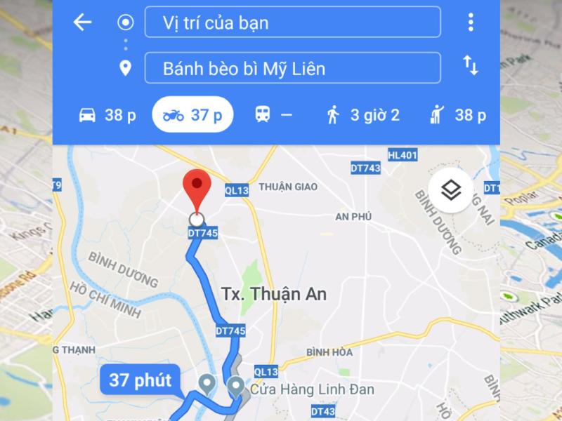 Google Map- Ứng dụng chỉ đường miễn phí được ưa chuộng nhất hiện nay