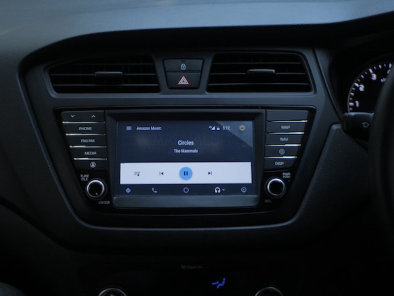 Amazon Music Unlimited tương thích với Android Auto