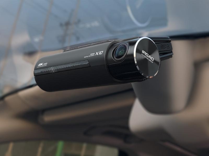 Camera hành trình IRoad tích hợp tính năng hiện đại
