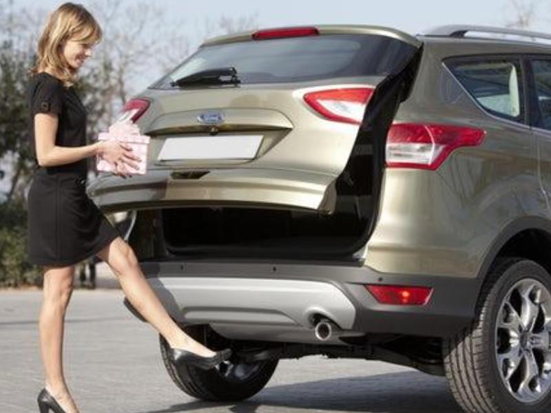 Cốp điện ô tô mang nhiều tính năng hữu ích cho người dùng