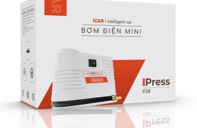 Bơm điện mini iPress P28 là sự lựa chọn hàng đầu cho người tiêu dùng