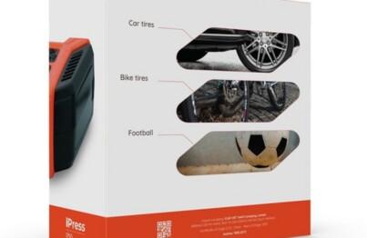 Bơm điện lốp ô tô chất lượng của Icar Việt Nam