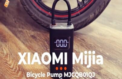 Bơm điện Xiaomi Mijia - nhỏ gọn nhưng đa năng