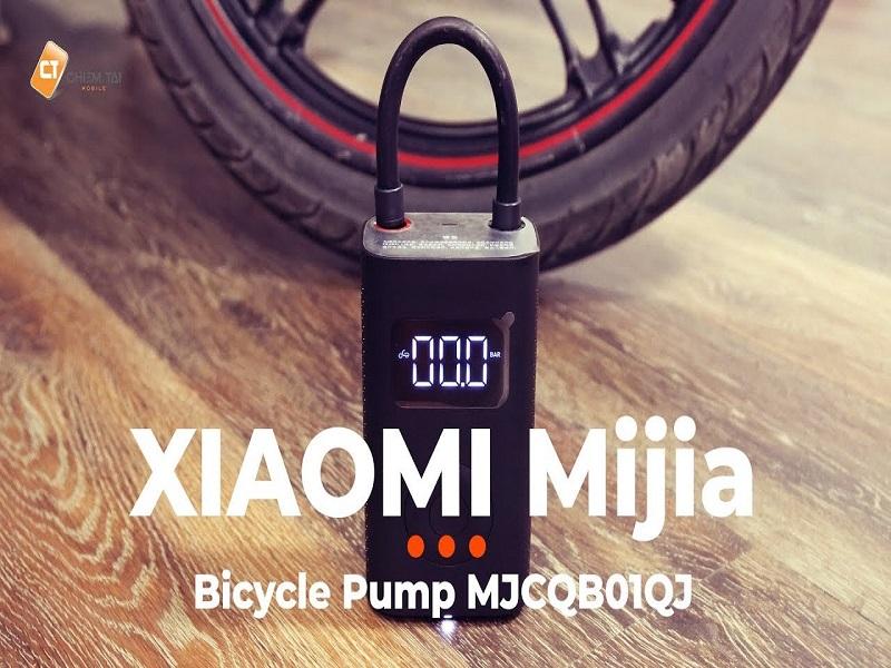 Bơm điện Xiaomi Mijia - nhỏ gọn nhưng đa công dụng