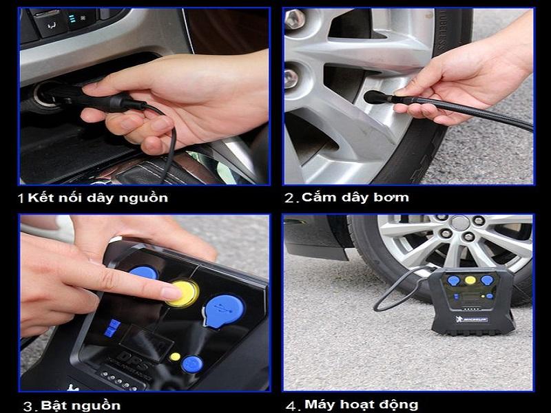 Hướng dẫn sử dụng bơm điện ô tô chính xác