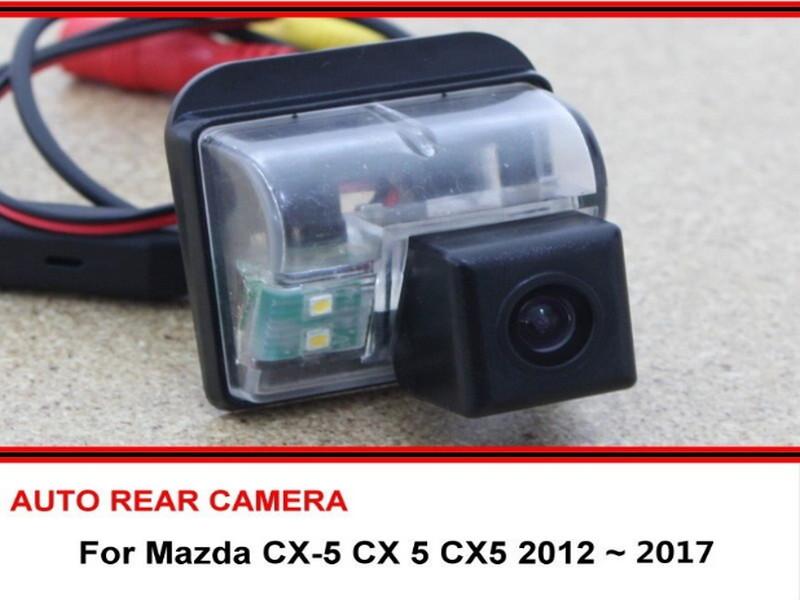 Cấu tạo của Camera lùi CX5