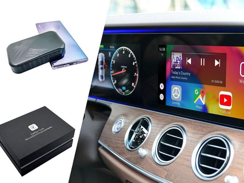 HTD Smart CarPlay AI Box