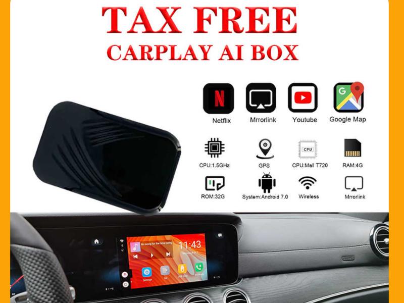 CarPlay AI Box