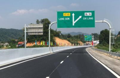 Cao tốc Bắc Giang- Lạng Sơn sớm triển khai hệ thống camera giao thông