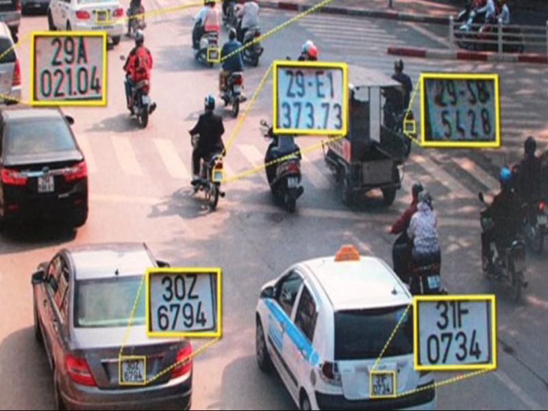 Hệ thống camera bắn tốc độ chất lượng cao- Kiểm soát tốt các vi phạm giao thông
