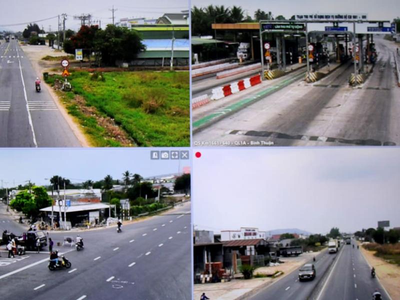 Điểm bắn Tốc độ CSGT Bình Thuận 2021