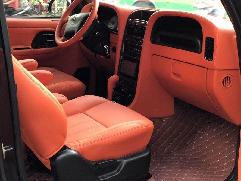 Đổi màu nội thất ô tô theo mệnh chủ đang là một xu hướng được nhiều người theo đuổi