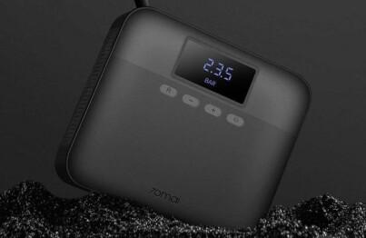 Bơm điện Xiaomi 70mai Midrive TP03 với thiết kế chắc chắn, nhỏ gọn