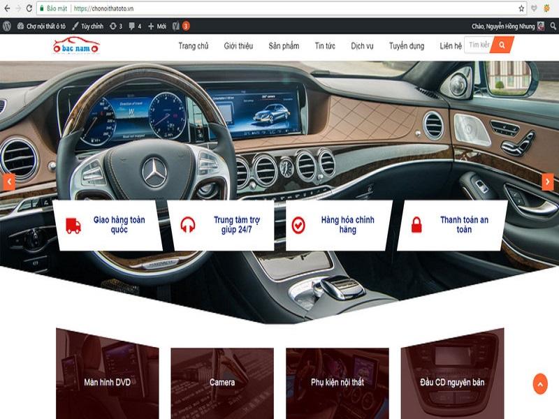 Nội thất ô tô Bắc Nam với những hình thức hỗ trợ tối ưu dành cho khách hàng