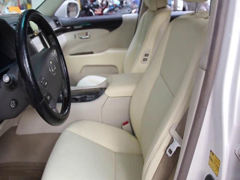 Mang lại cảm giác thoải mái khi thay đổi một số loại phụ kiện của nội thất xe