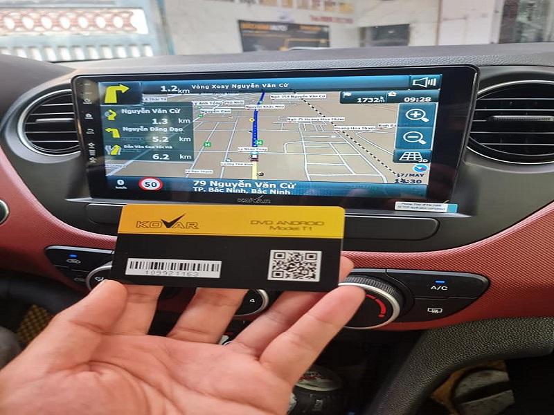 Nội thất ô tô Bảo Nam cung cấp hệ thống màn hình DVD chất lượng