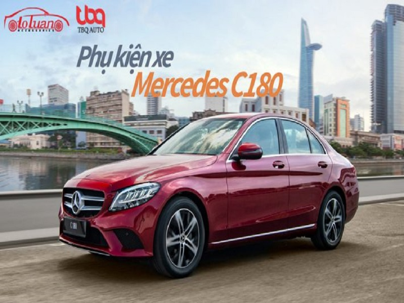 Phụ kiện dành cho xe Mercedes tại nội thất ô tô Tuấn