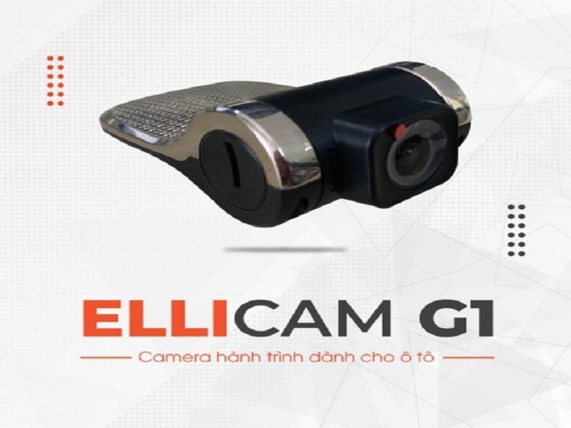 Camera hành trình Ellicam G1 tại Icar Việt Nam