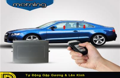 Gập gương lên kính - phụ kiện cần thiết cho Kia Morning