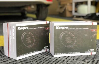 Chìa khóa thông minh Karpro cho xe Chevrolet Spark