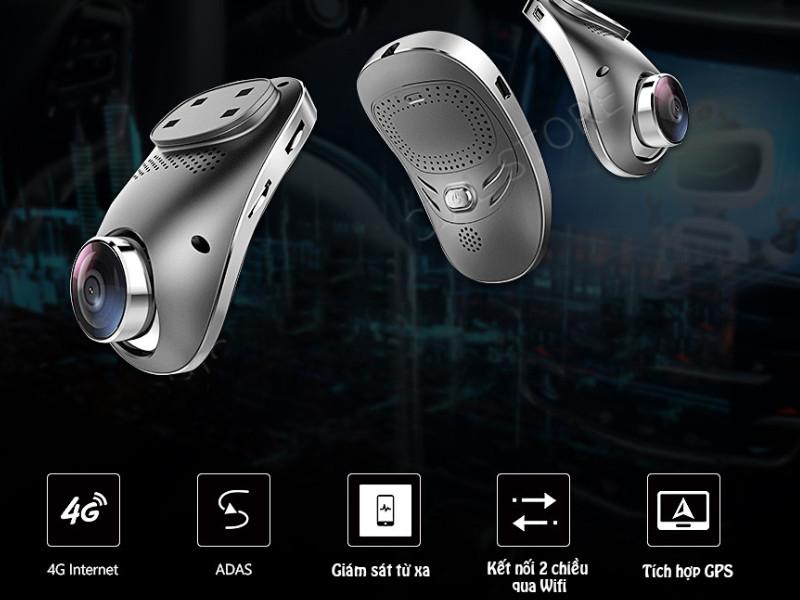 Camera hành trình ô tô - Thiết bị hỗ trợ lái xe an toàn