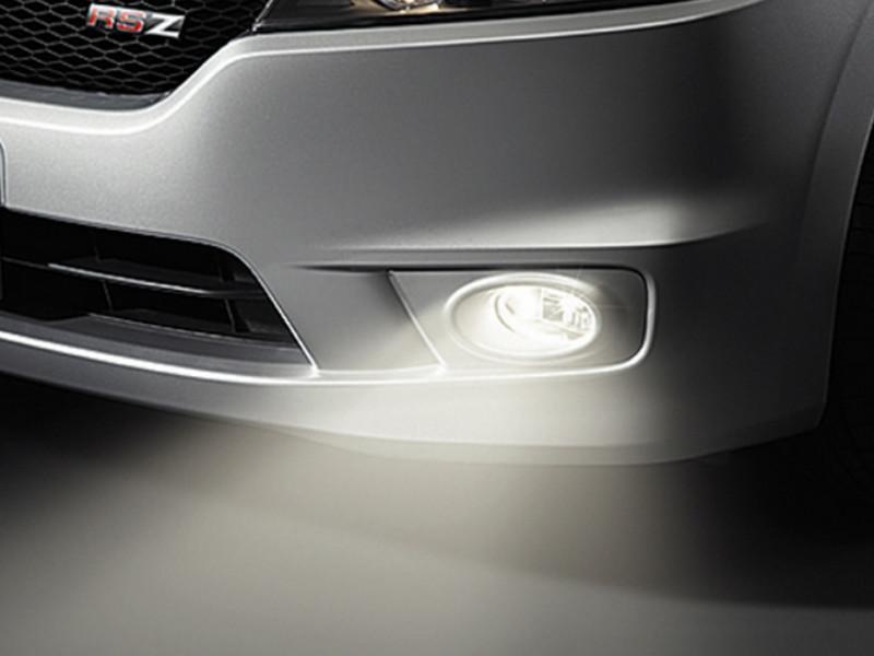 Đèn gầm xe- Thiết bị giúp tăng tầm quan sát của tài xế