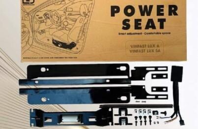Hệ thống ghế điện cho ô tô Vinfast Lux SA và A2.0